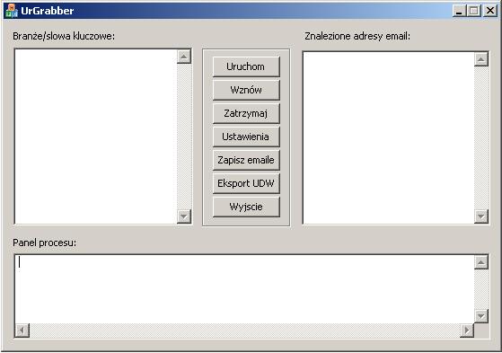 Wyszukiwarka emaili